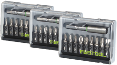 Coffret FESTOOL - MIX