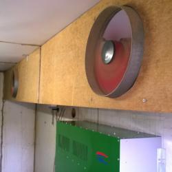 Ventilateur 300 mm de diamètre