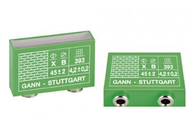 Etalon de controle GANN - Humidité matériaux