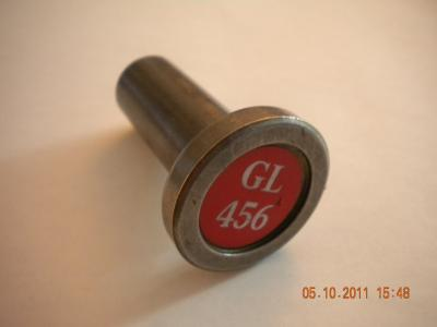 Roulette arrière GL 456