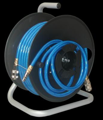 Enrouleur  manuel  PVC - 8 x 12 - 20 M