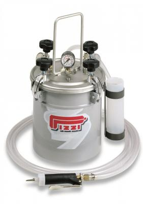 Distributeur de colle  5 Kg pneumatique - Inox